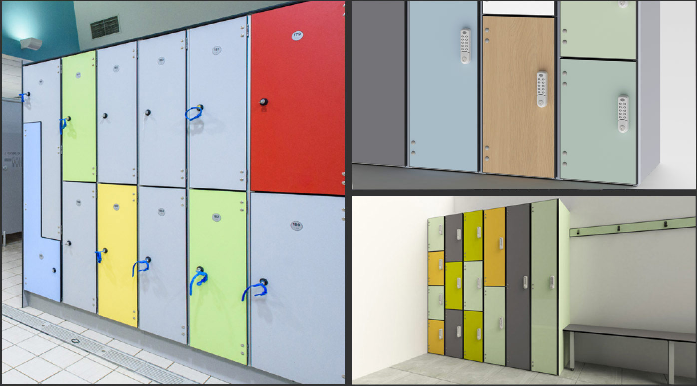 Commercial Storage Lockers Changing Rooms Amp Offices Nokk