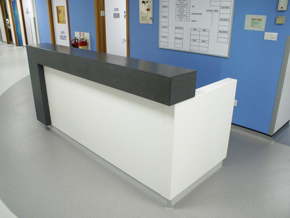 Bespoke-Healthcare-Reception-Desk
