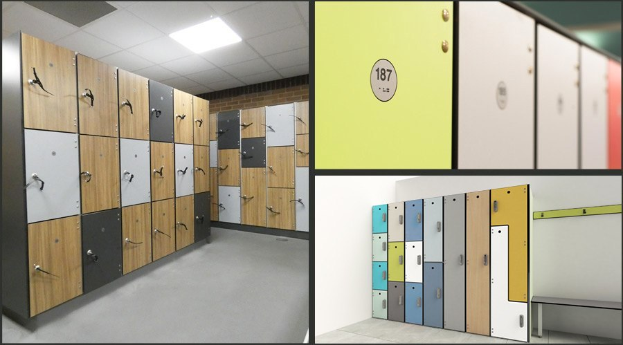 Commercial Storage Lockers
