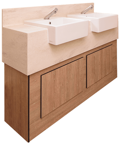 Commercial Vanity Units