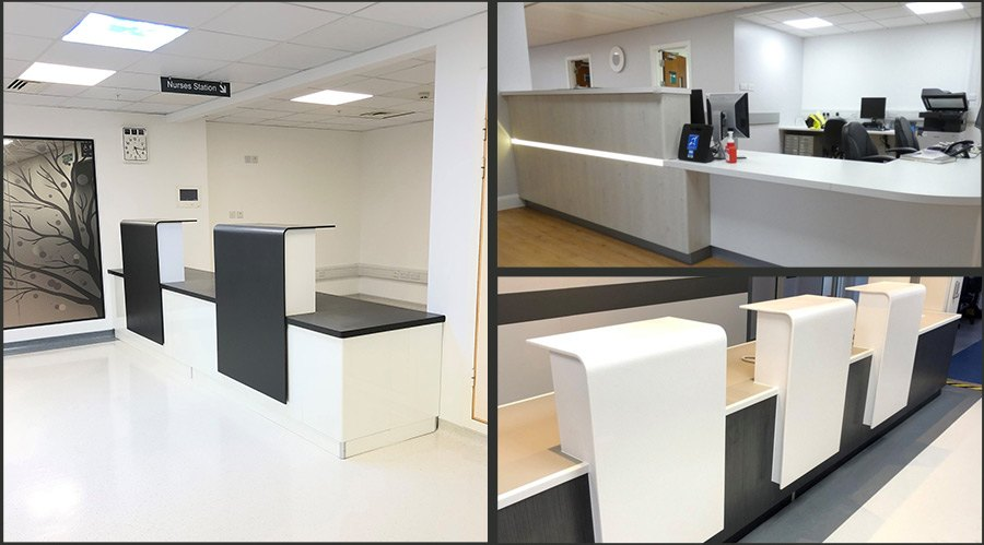 Nurses Stations and Workstations