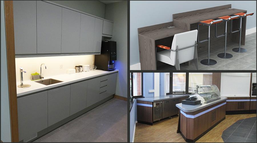 Bespoke Office Kitchen