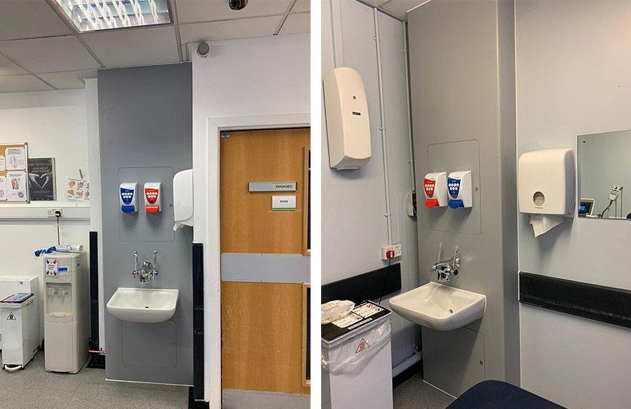Hospital-IPS-Sink-Modules
