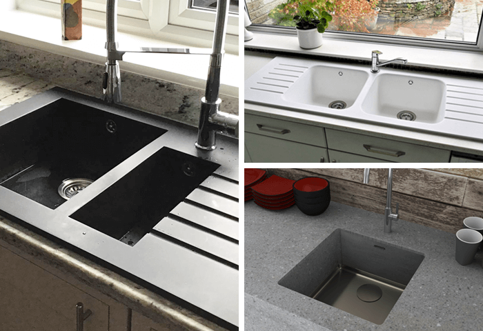 Corian Bespoke Kitchen Sinks UK
